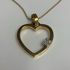 TOUS VALENTINE DAY PENDANT & GOLD NECKLACE 2019